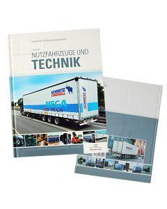 Buch: Nutzfahrzeuge und Technik in Einzeltransportkartonage