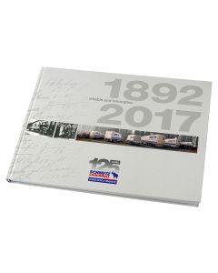 Historisches Buch 125 Jahre Schmitz Cargobull